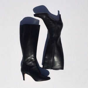Arturo Chiang Heeled Tall Boots